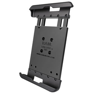 "RAM Tab-Tite™Cradle for 8"" Tablets including Samsung Galaxy Tab A & S2 8.0 with Otterbox Defender Case - Gizmobusters"