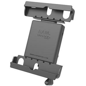 "RAM Tab-Lock™Locking Cradle for the Apple iPad Air 1-2 & 9.7"" Tablets WITH CASE, SKIN OR SLEEVE - Gizmobusters"