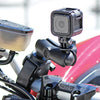 RAM Small Tough-Claw™with Custom GoPro®/Action Camera Adapter - Gizmobusters