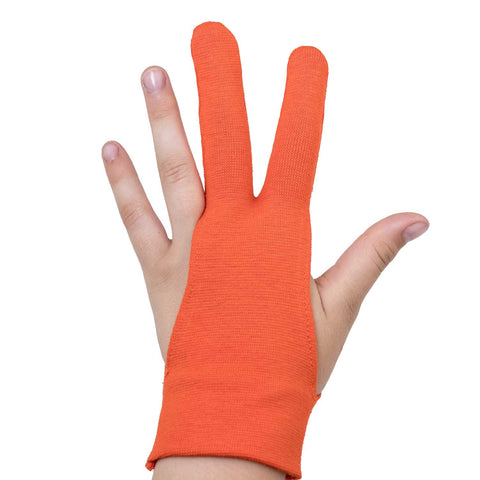 Finger Glove | Finger Guard | Funky Orange