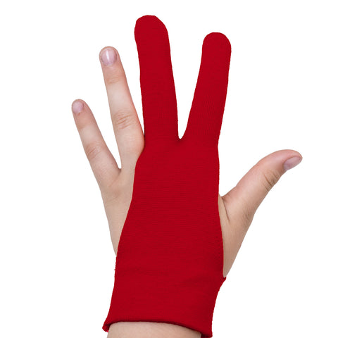 Finger Glove | Finger Guard | Red