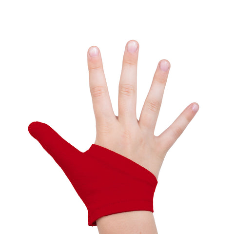 Thumb Glove | Thumb Guard | Red