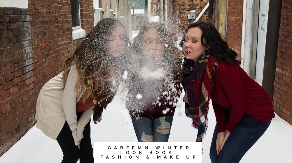 GABFFMN Winter Look Book