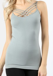 Caged Cami Tank