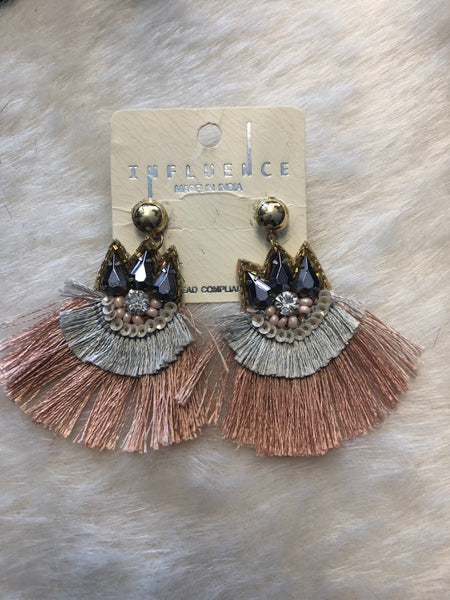 Influence Statement Earrings