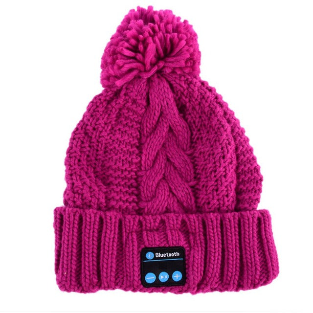 Best Cheap Giveaway Gift for This Season: The Bluetooth Beanie Hat