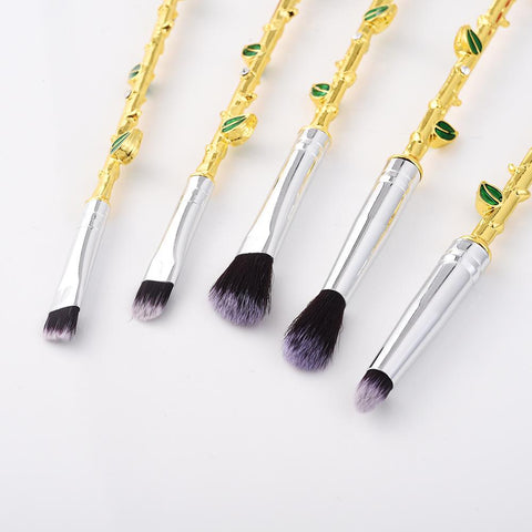 Beauty & The Beast Inspired Makeup Brush Set