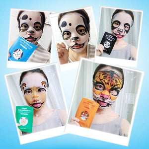 Cute Animal Nourishing Face Mask -  - Gizmostars