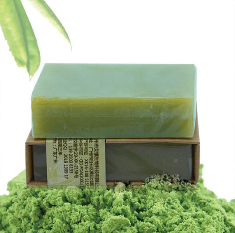Handmade Matcha Green Tea Soap
