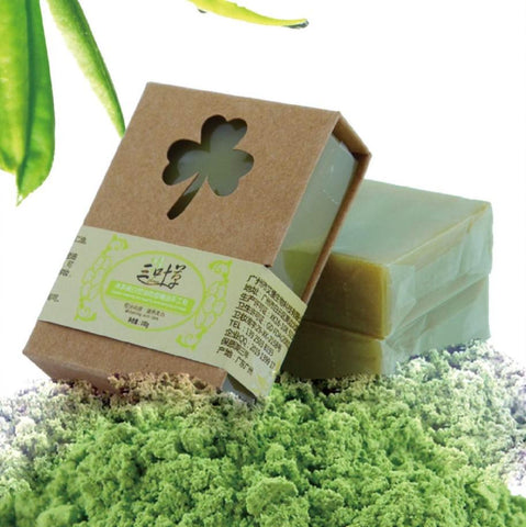 Image of Handmade Matcha Green Tea Soap -  - Gizmostars