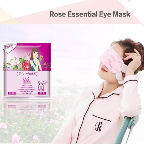 Hot Steam SPA Eye Mask
