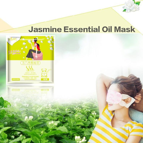 Hot Steam SPA Eye Mask - Jasmine - Gizmostars