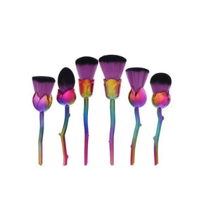 Insidious Rose Makeup Brush Kit - Chromatic - Gizmostars