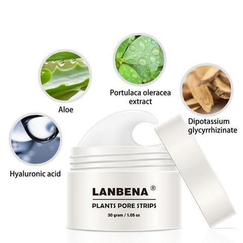 LANBENA Cleansing Blackhead/Acne Remover - Plant Extract - Gizmostars