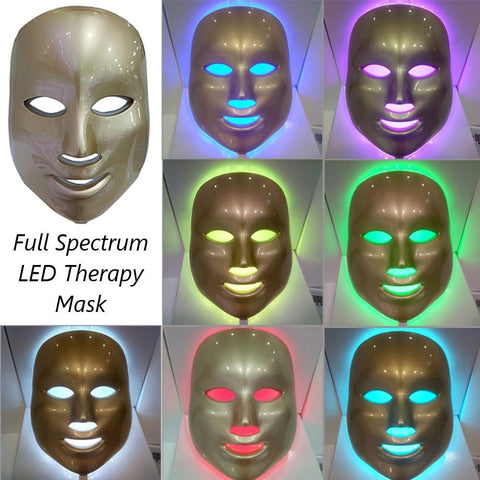 LED Anti-Aging Photon PDT Beauty Mask -  - Gizmostars