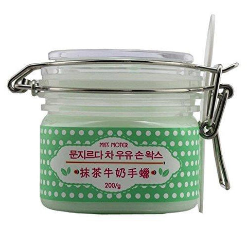 Matcha & Milk Whitening Hand/Foot Wax Gel -  - Gizmostars