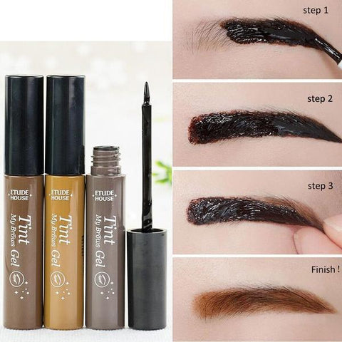 Waterproof Peel Off Eyebrow Tattoo -  - Gizmostars