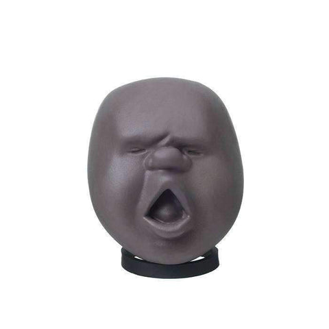 Emotional Stress Ball Face