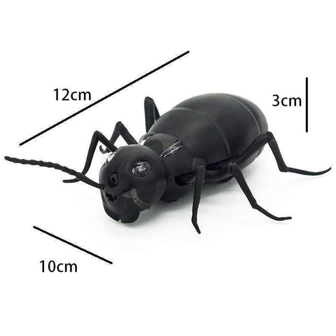 Image of GizmoStars RC Giant Cockroach Toy - Ant - Gizmostars