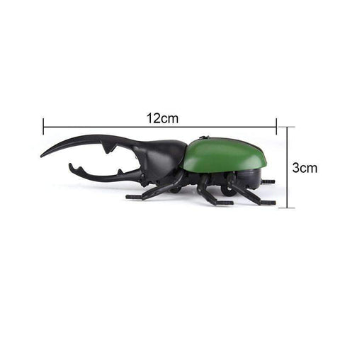 GizmoStars RC Giant Cockroach Toy - Beetle - Gizmostars