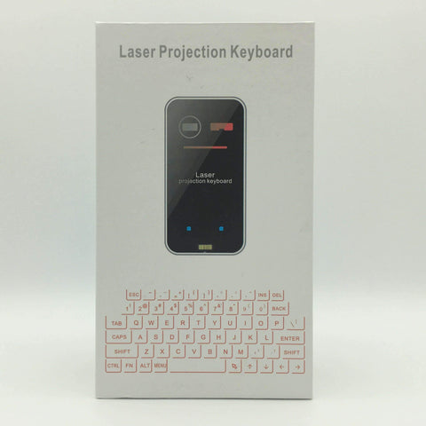 Laser Projection Keyboard, Mouse & Speaker -  - Gizmostars