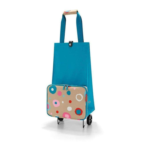 Magic Wheely Trolley - Blue - Gizmostars
