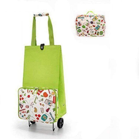 Magic Wheely Trolley - Green - Gizmostars