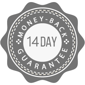 Image of 14 Day Money Back Guarantee