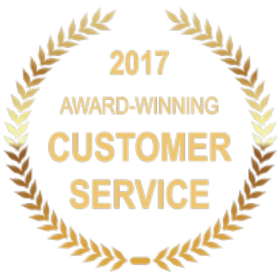 Image of Award Winning Customer Service