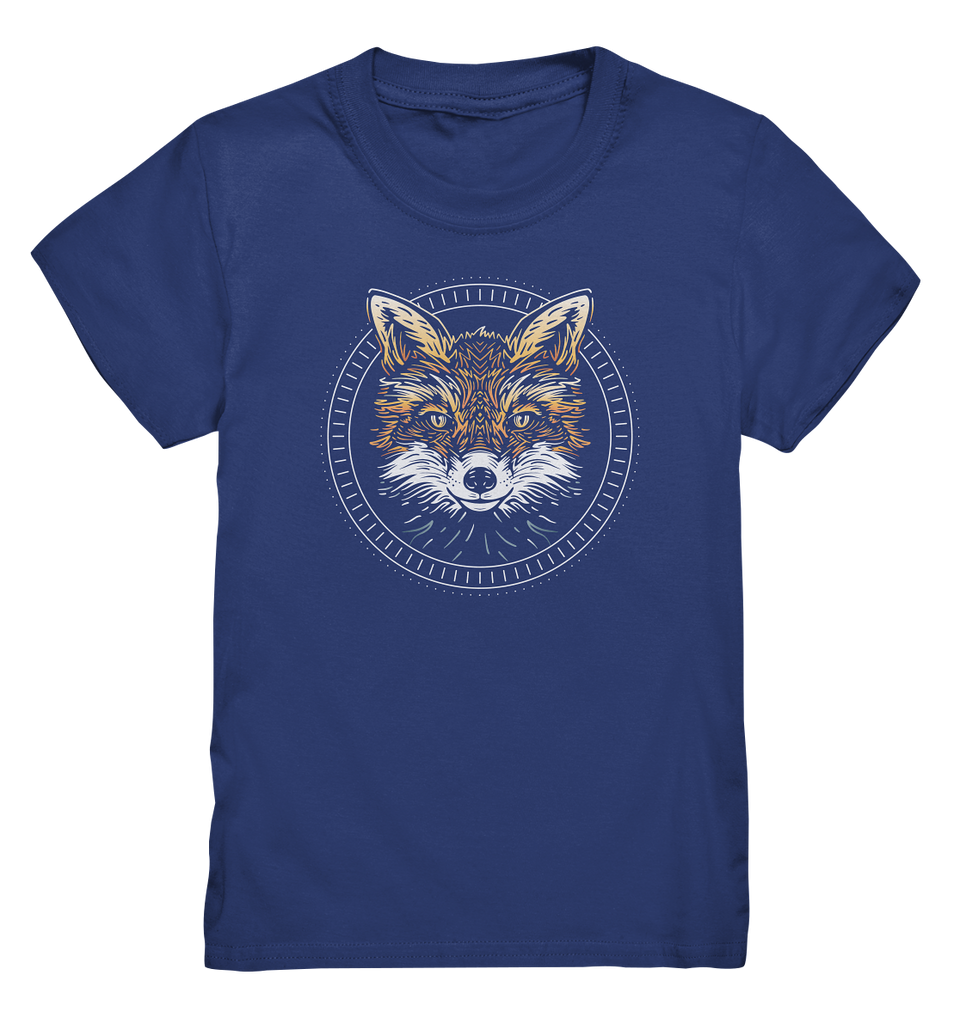 Forest Fox - Kids Shirt