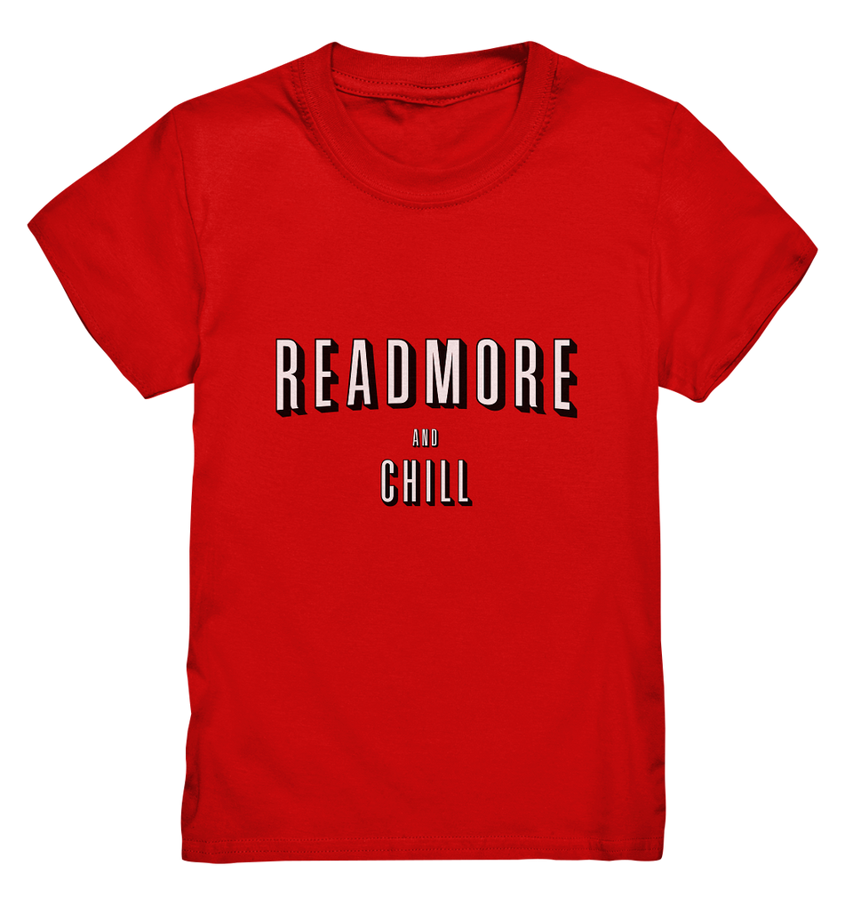 Read More - Kids Shirt