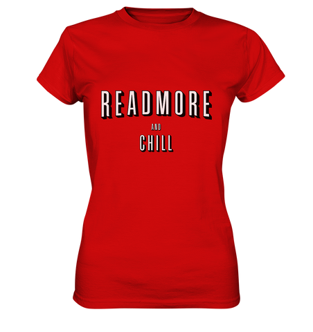 Read More - Ladies Shirt