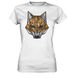Polygon Fox - Ladies Shirt