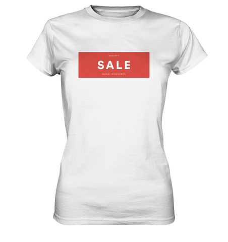 Society Sale - Ladies Shirt