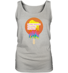 Warm Ice Cream - Ladies Tank-Top