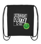 Straight Outta C-137 - Organic Gym-Bag