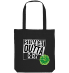Straight Outta C-137 - Organic Tote-Bag