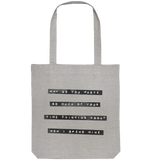Mind yourself - Organic Tote-Bag