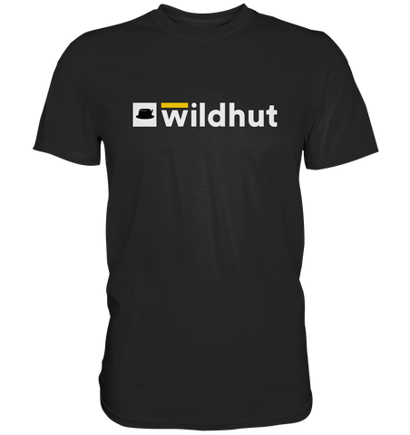 Wildhut Logo - Shirt