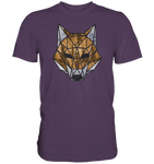 Polygon Fox - Shirt