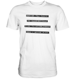 Mind yourself - Shirt