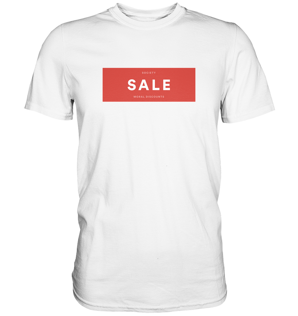 Society Sale - Shirt