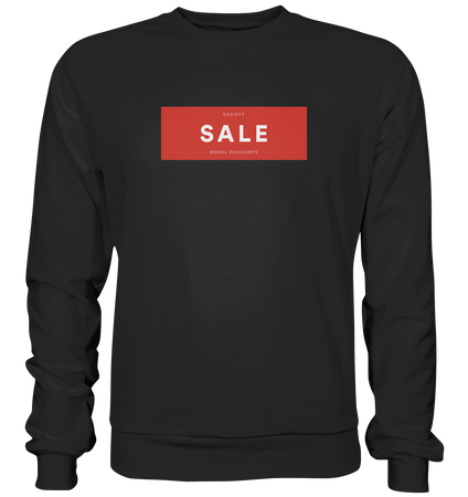 Society Sale - Sweatshirt