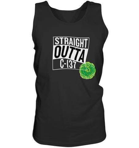 Straight Outta C-137 - Tank-Top