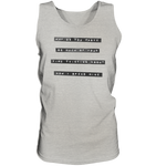 Mind yourself - Tank-Top