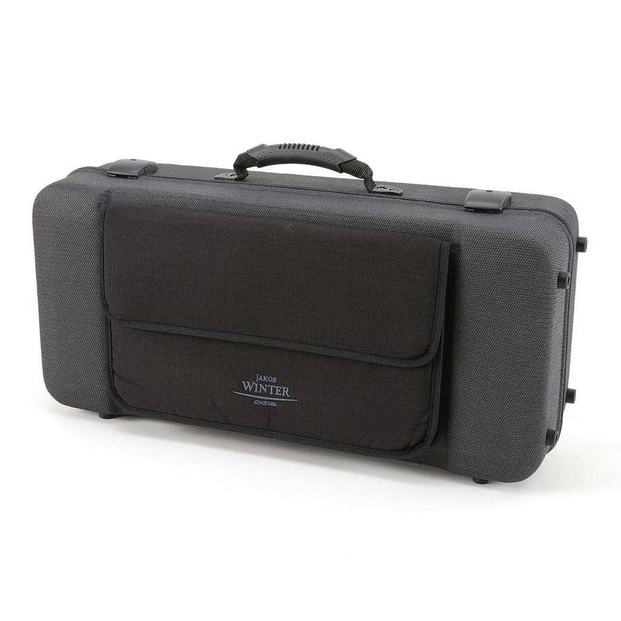 Alto Saxophone case model JW-51392-NB in Grey / NB Black / Blue colors