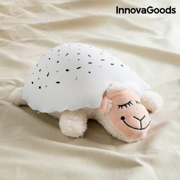 InnovaGoods Plush Toy Projector
