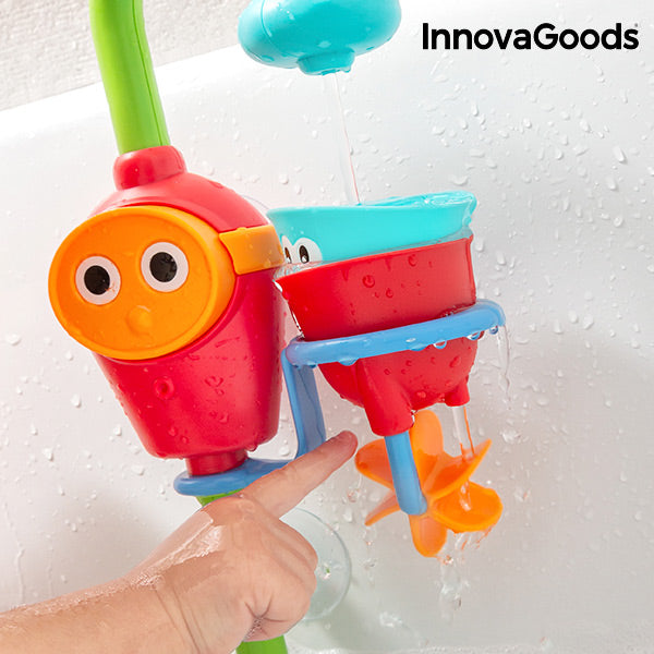InnovaGoods Flow & Fill Bath Toy