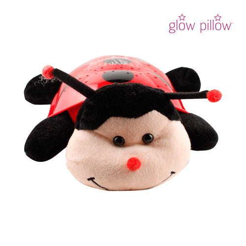 Peluche Veilleuse LED Glow Pillow