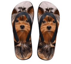Fully Customizable (Own Picture) Flip Flops for Women
